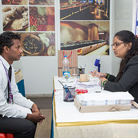 Campus Interview 4 of Hotel Management Placement