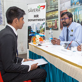 Campus Interview 5 of Hotel Management Placement
