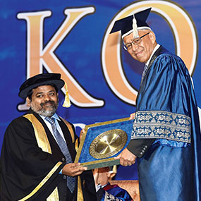 Meritoriuous Award from IPD-OUM Malaysia
