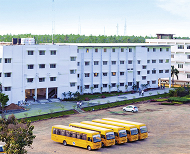 Chennais Amirta | Leading Hotel Management Institute in India