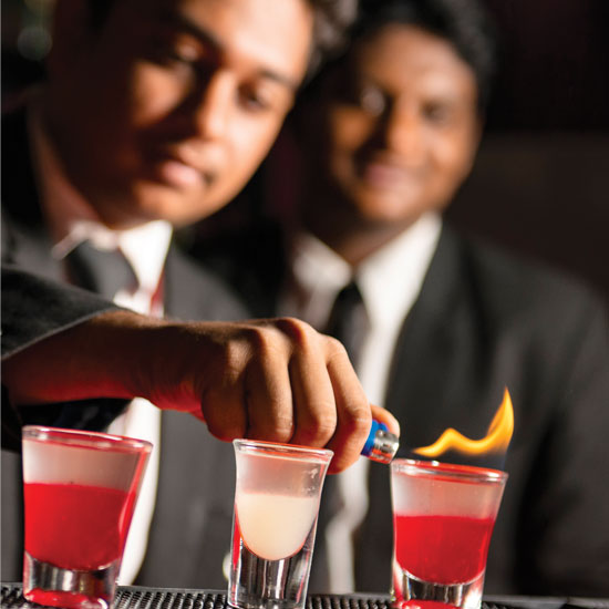 professional bartending course India