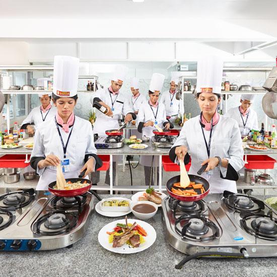 Food Production & Beverage Services Management