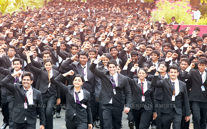 Hotel Management Students in Hyderabad